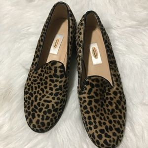 Leopard Print Loafers by Talbot's